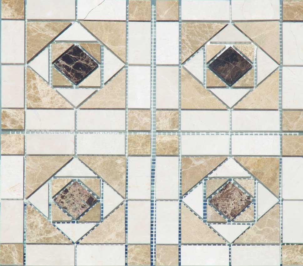 Traverten Mozaikler