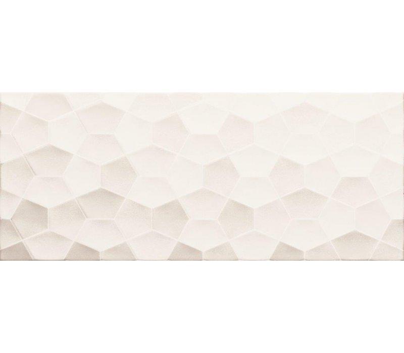 Pentagone / Bone (22.5x60)