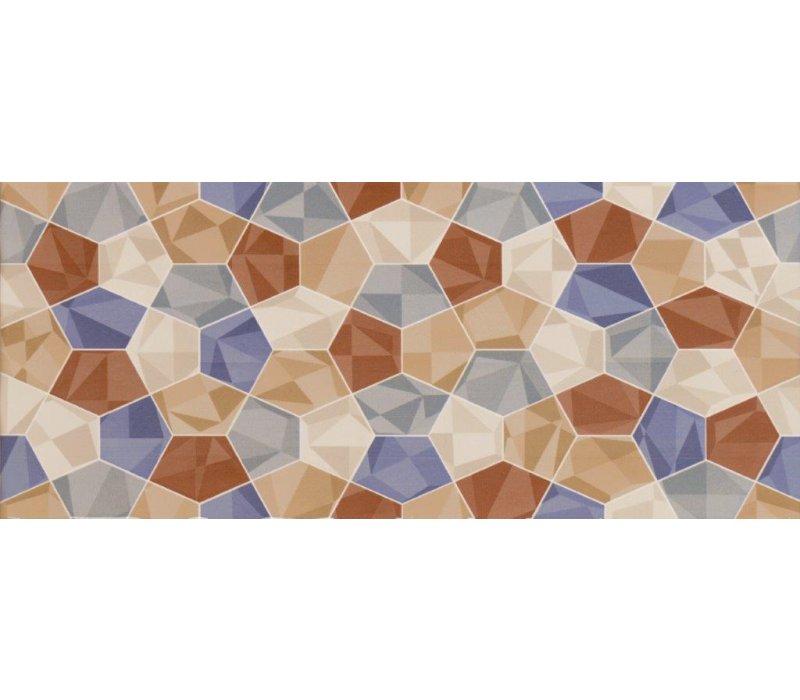Pentagone / Decor Multi (22.5x60)