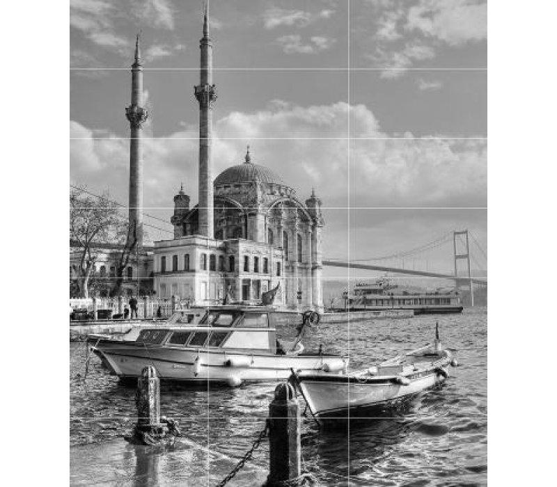 İSTANBUL KRİSTAL PANO
